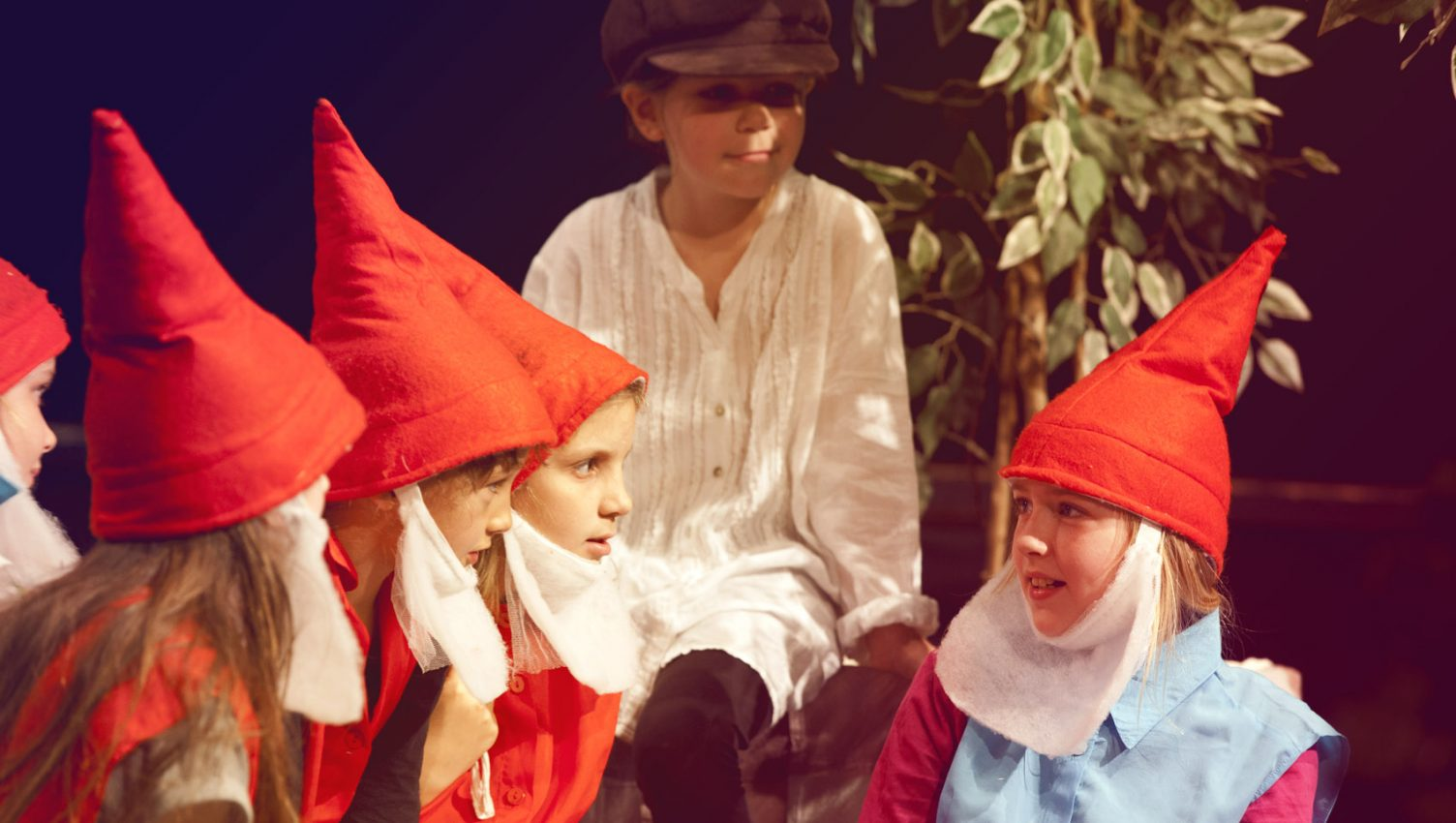 16. GrundSchul-Theater-Tage